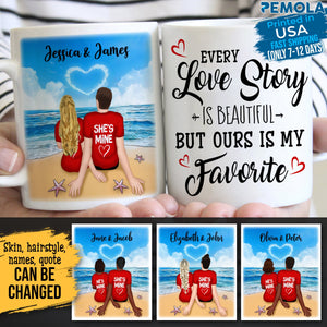 Pemola, Happy Valentines Day, Valentines Day Gifts, Unicorn Custom Mugs, Gifts For Couples, Valentines Day Gifts For Couples