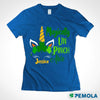 Pemola, Unicorn Shirt For Girls, St Patricks Day Graphic Tee, Womens St Patricks Day Shirts, st. patricks day shirts