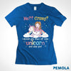 Pemola, Me crazy unicorn t shirt, unicorn shirts, funny shirts for womens, gifts for womens, unicorn t shirt, shirts for womens