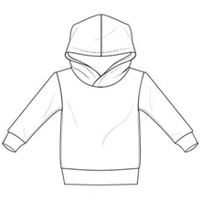 Load image into Gallery viewer, Marshmallow Dream Hoodie