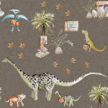 Load image into Gallery viewer, Dino School Shorts
