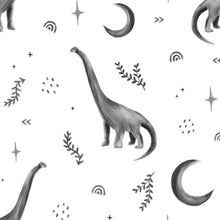 Load image into Gallery viewer, Dippy The Dino Shortie Romper