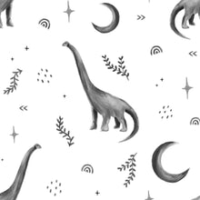 Load image into Gallery viewer, Dippy The Dino T-Shirt Dress