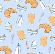 Load image into Gallery viewer, Breakfast Bunch Romper