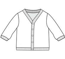 Load image into Gallery viewer, Marshmallow Dream Cardigan