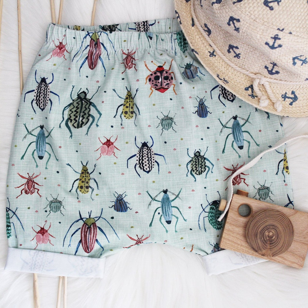 Spotty Beetles Shorts