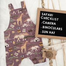 Load image into Gallery viewer, A Walk On The Wild Side Shortie Romper