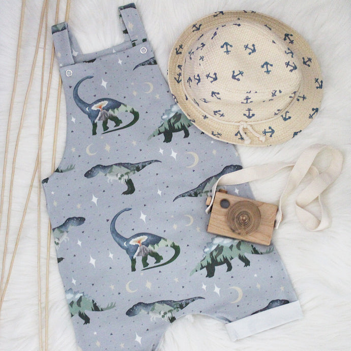 Land Before Time Shortie Romper