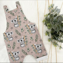 Load image into Gallery viewer, Kip The Koala Shortie Romper