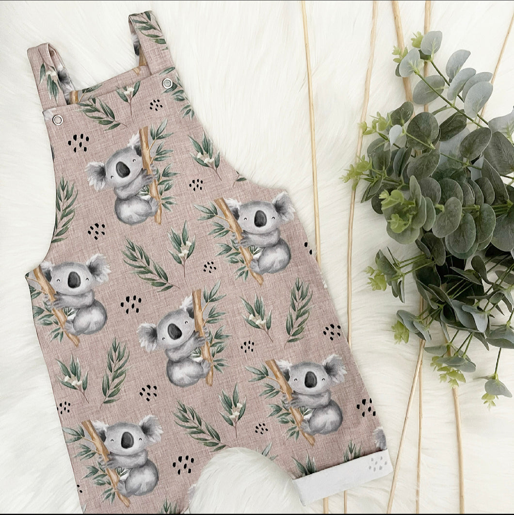 Kip The Koala Shortie Romper