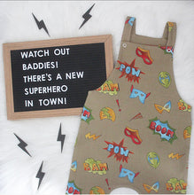 Load image into Gallery viewer, Superheroes Romper