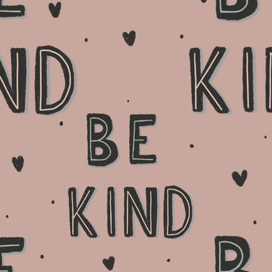 Be Kind T-Shirt Dress