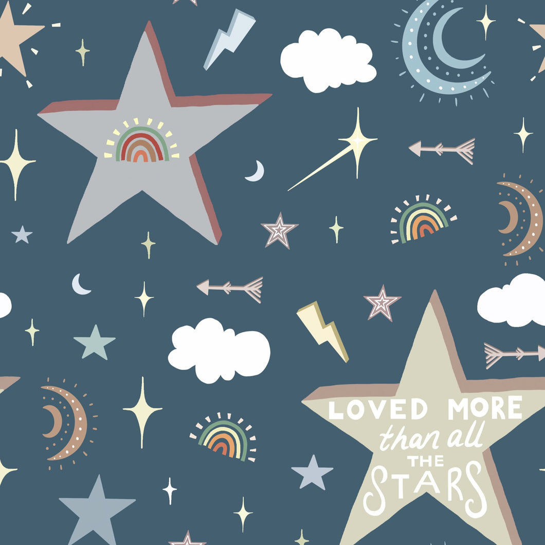 Loved More Than All The Stars Leggings