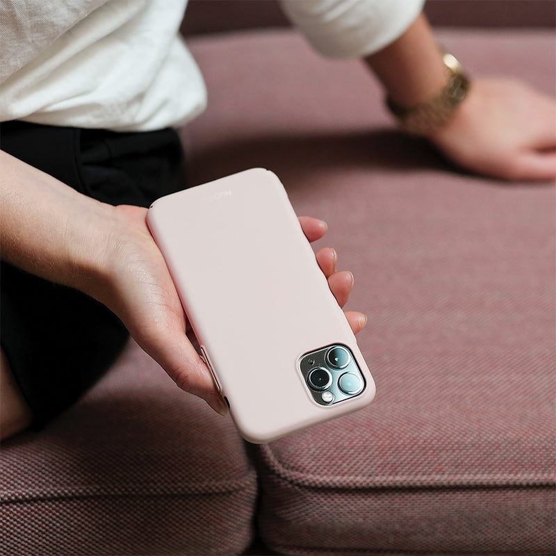 Thin iPhone 11 6,1 Case V2 - Candy Pink