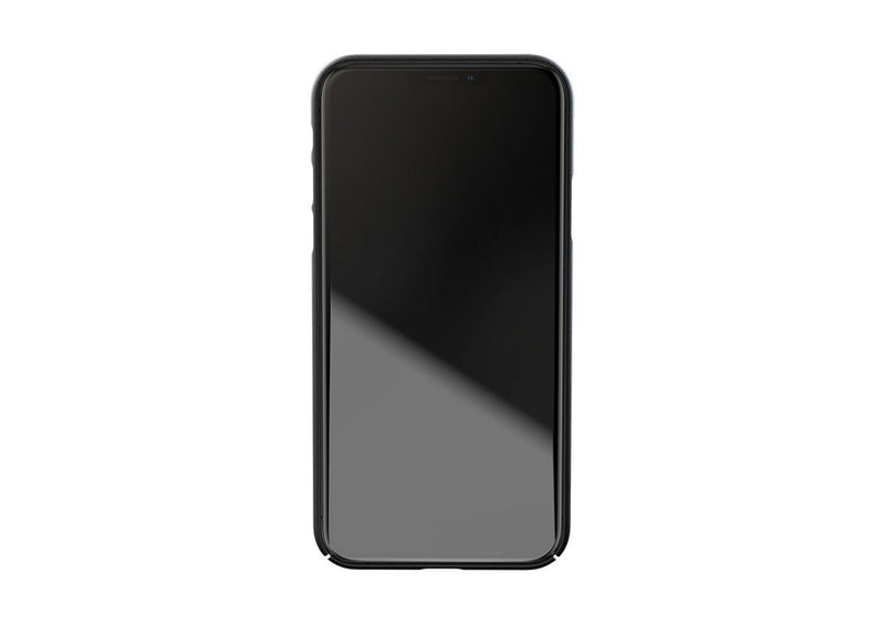 Nudient - Thin iPhone XS Case V3 - Ink Black