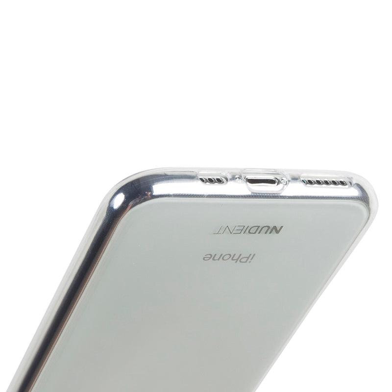 Thin glossy iPhone 11 Pro 5,8 case - 100% Transparent