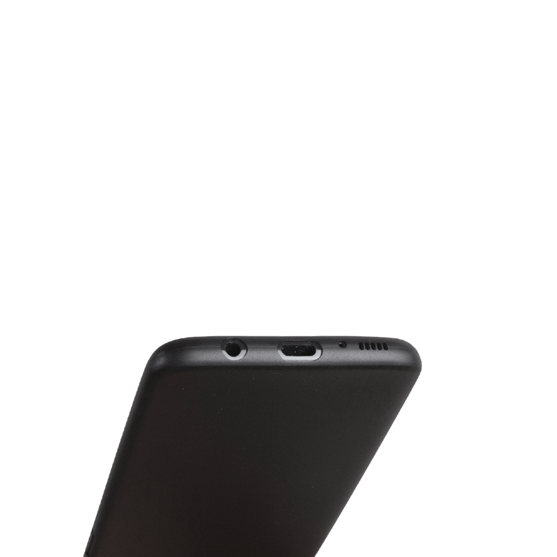 Super thin Samsung S8 case - Solid black