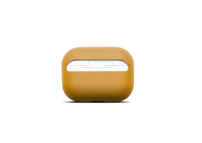 Nudient - Airpods Pro Case - Saffron Yellow