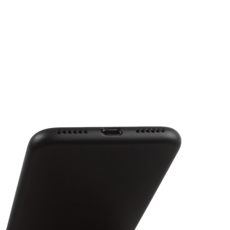 Super thin iPhone 7 case - Solid black