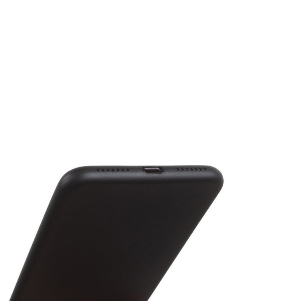 Super thin iPhone XS Max case 6,5  - Solid black
