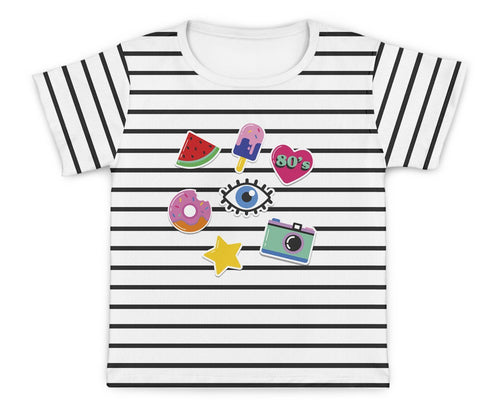 Camiseta Kids Cool Girl