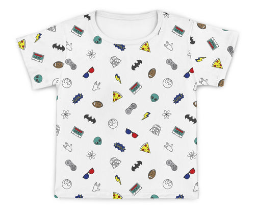 Camiseta Kids Geek