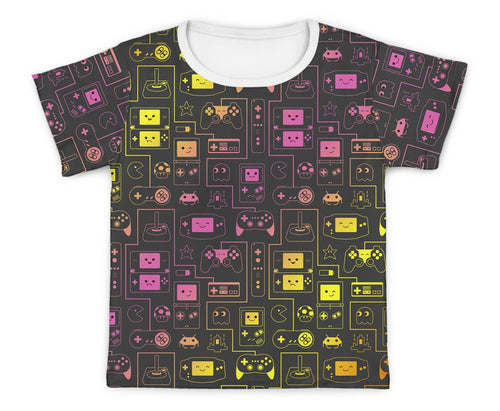 Camiseta Kids Girl Play