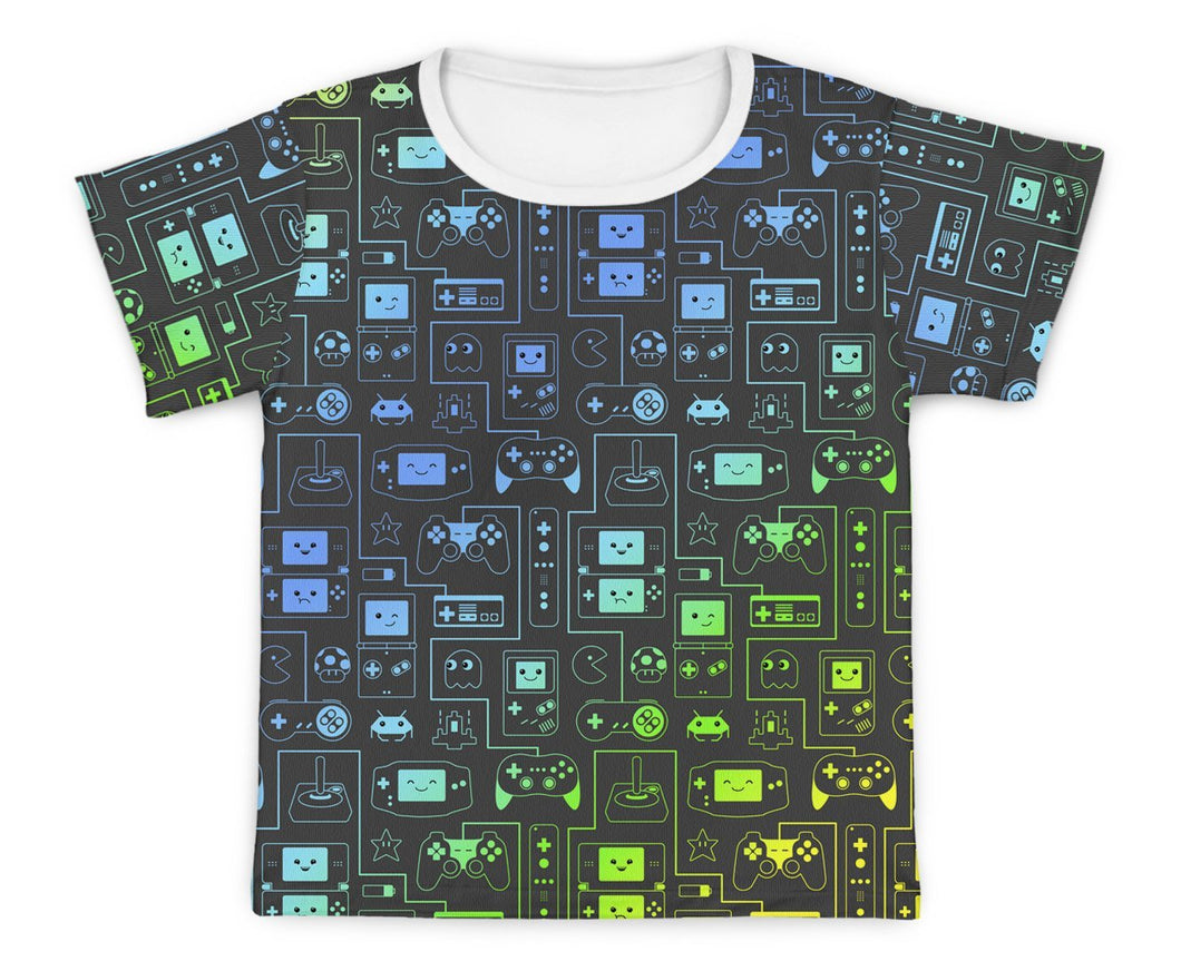 Camiseta Kids Boy Play