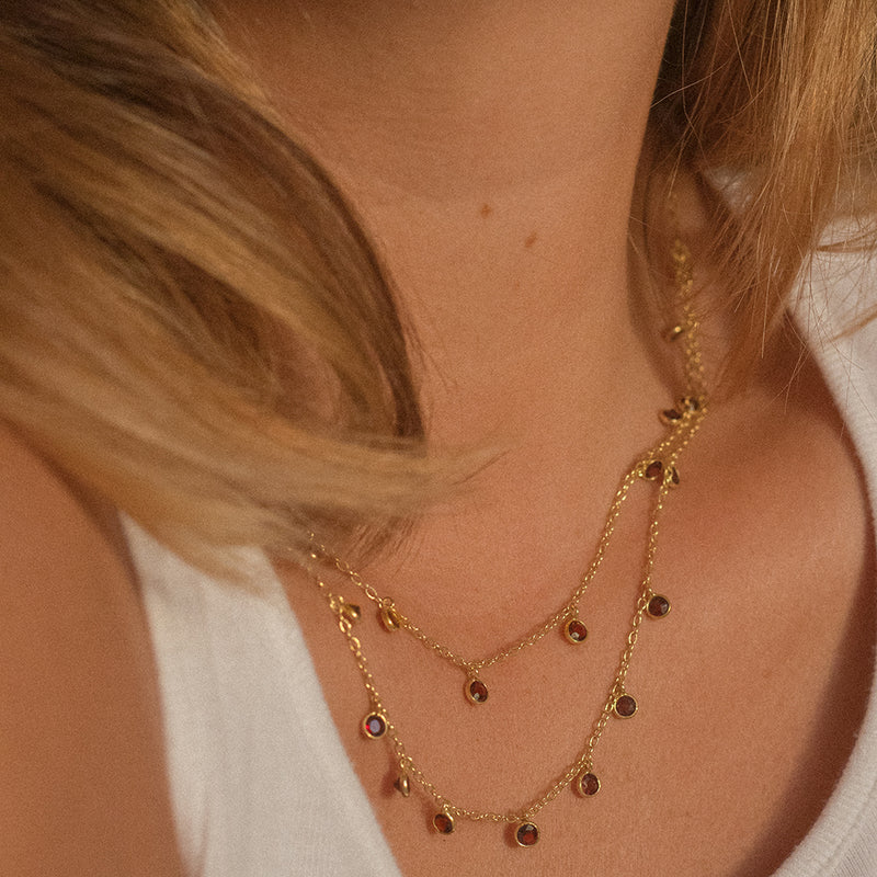 Florence Layered Necklace