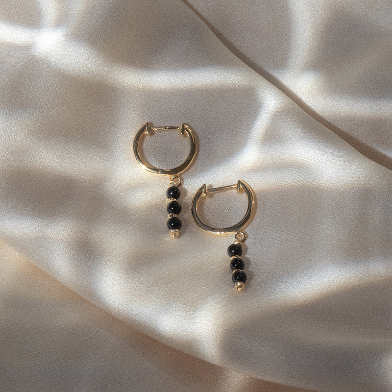 Cara Hoop Earrings
