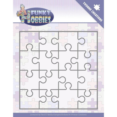 Find It Trading Yvonne Creations Die - Puzzle