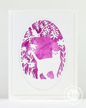 Cat & Bird Frame