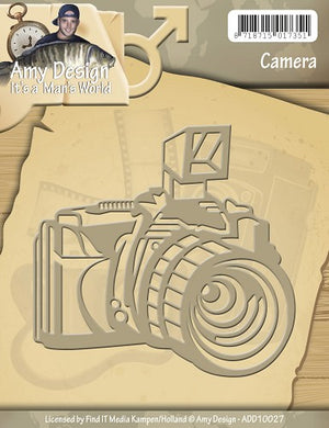 Die - Amy Design - Its a Mans World - Camera