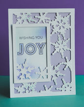 Pinpoint Snowflake Sidekick Frame craft die (Stencil & Die Set)