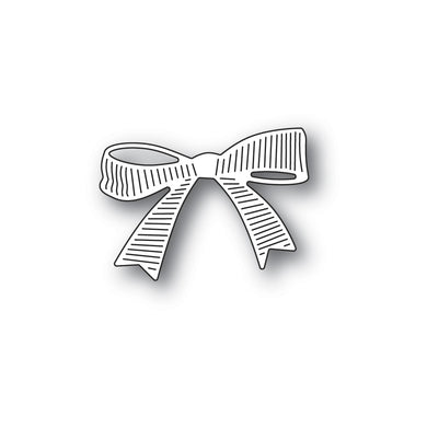 Grosgrain Bow craft die