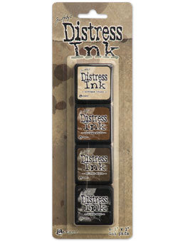 Ranger Tim Holtz Distress Mini Ink Pad Kits - #3