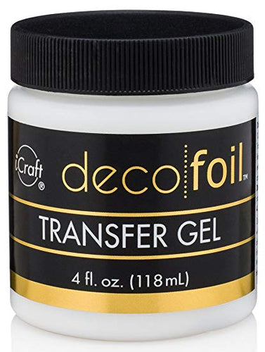 Deco Foil Transfer Gel 4Fl Oz