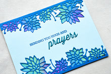 Perky Prayers craft die