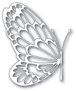 Big Butterfly Wing craft die