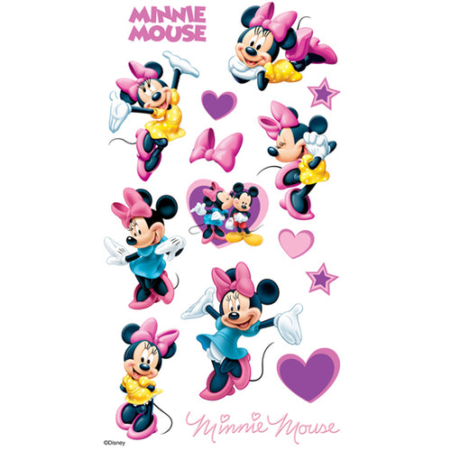Stickers, Minnie Mouse