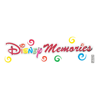Dimensional Stickers, Title - Disney Memories