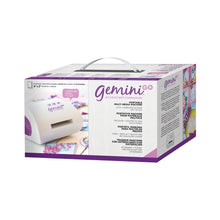 Gemini Go Die Cutting and Embossing Machine