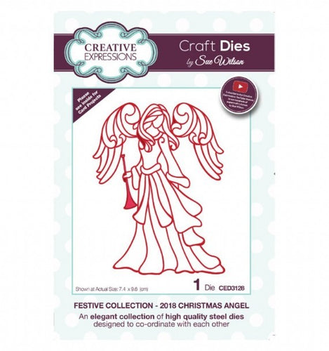 Festive Collection 2018 Christmas Angel