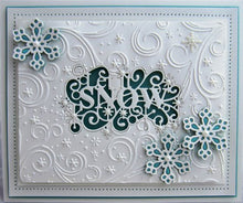 Mini Expressions Collection Let It Snow
