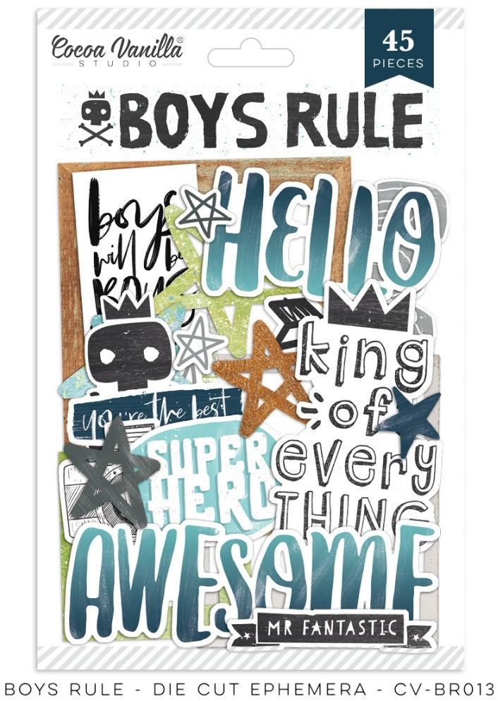 Miscellany, Boys Rule