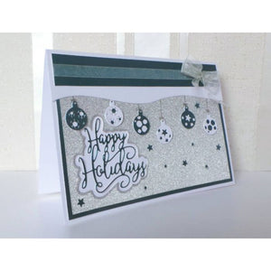 Gemini Elements Metal Die - Deck the Halls