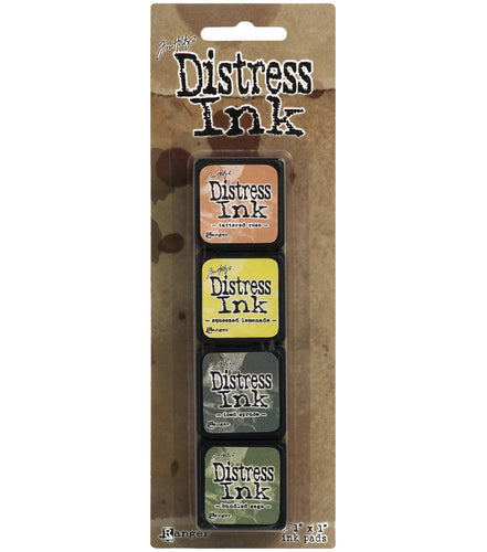 Ranger Tim Holtz Distress Mini Ink Pad Kits - #10