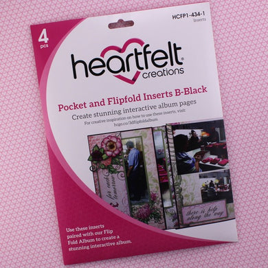 Pocket and Flipfold Inserts B