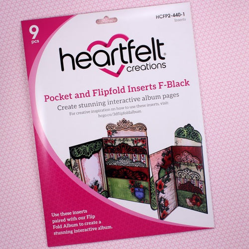 Pocket and Flipfold Inserts F