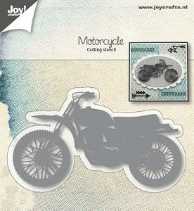 Joy! Craft Die - Motorcycle
